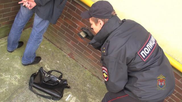 ВКалининграде прежний  лидер криминальной  среды разгуливал погороду сзаряженным револьвером