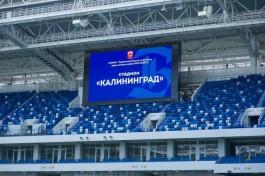 Матч «Балтика» — «Луч» стал третьим по посещаемости в 22 туре ФНЛ