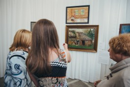 «Подарок жителям области»: в Калининграде открылась выставка «Окна в Россию. Шедевры семи поколений»