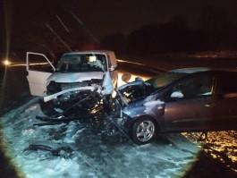 В Калининградской области после снегопада произошло 23 ДТП: есть пострадавшие