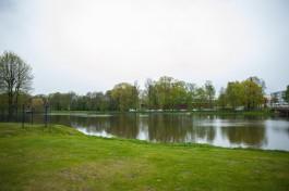 В Советске выделяют 52 млн рублей на благоустройство набережной городского озера