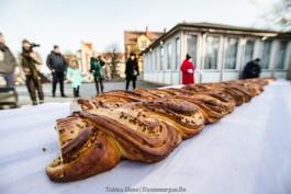В Зеленоградске испекут 30-метровый Кранцевский пирог