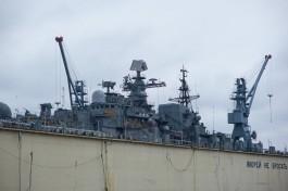 В Калининграде завели дело о мошенничестве на поставщика оборудования для корабля Балтфлота