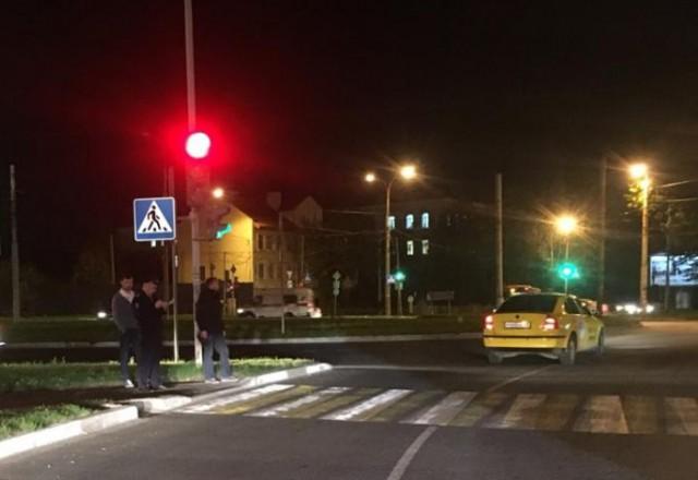 ВКалининграде задержали нетрезвого водителя, сбившего ребенка на«зебре»
