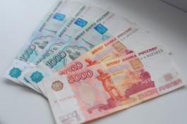 В Полесском округе мужчина не выплатил дочери алиментов на 800 тысяч рублей