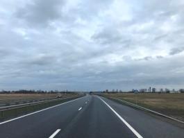 Дорожники закончили ремонт 20-километрового участка трассы Калининград — Черняховск