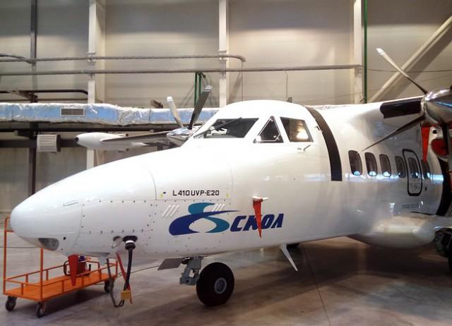 Авиакомпания СКОЛ запускает прямые рейсы по маршруту Псков — Калининград
