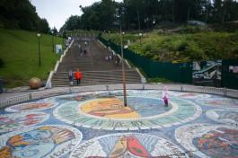 Власти потребовали от инвестора привести в порядок склон в районе строительства «стакана» в Светлогорске