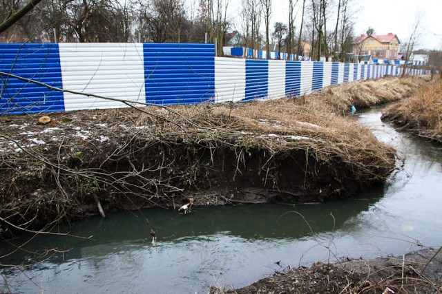 Прокуратура: «Мираторг Запад» неоднократно сбрасывал загрязняющие стоки в Гагаринский ручей