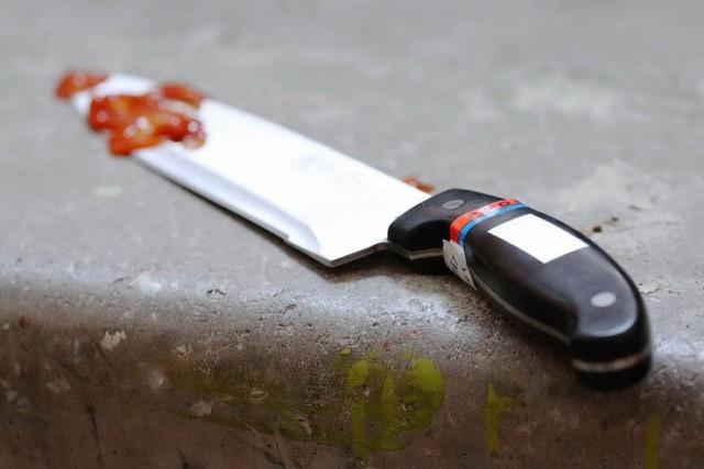Рецидивист сножом напал намужчину около ночного клуба вКалининграде