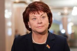 Марина Оргеева: Состояние ряда дорог региона всё ещё не соответствует общероссийским нормативам