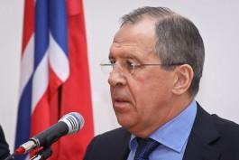 Лавров: Трудно найти логику в решении Польши отменить режим МПП с Калининградской областью