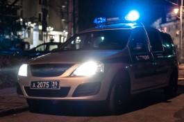 В Неманском округе мужчина из мести протаранил два чужих автомобиля
