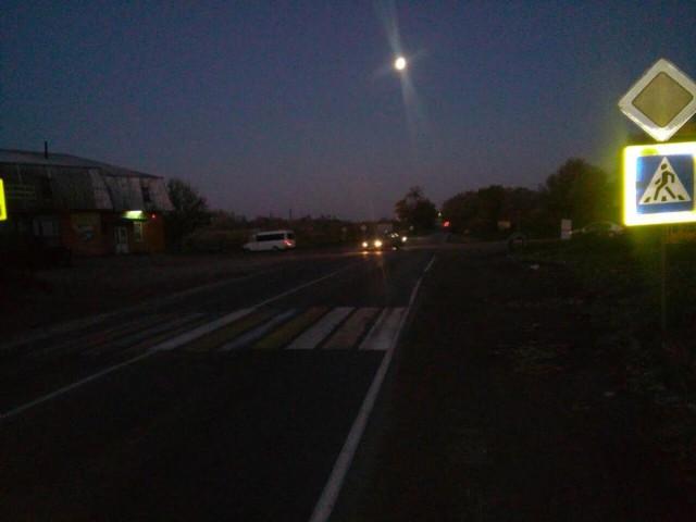 Иностранная машина насмерть сбила 45-летнего мужчину, перебегавшего дорогу наЮжном обходе