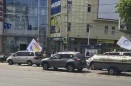 Калининградцы устроили массовый заезд за сохранение слипа в Филинской бухте