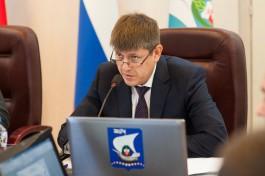 Кропоткин: Плитка на тротуарах в Калининграде реально трещит!