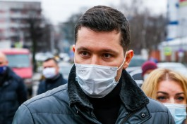 Алиханов: Брусчатка на трамвайных путях в Калининграде — это издевательство вообще над всем