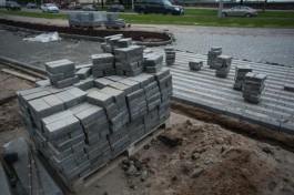 Власти Калининграда готовы потратить 3 млн рублей на ремонт тротуара на улице Коммунистической
