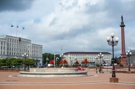 Калининград вошёл в десятку крупных городов с самым устойчивым к пандемии бюджетом