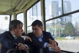 «Быка за рога»: как Алиханов напутствовал нового мэра Калининграда