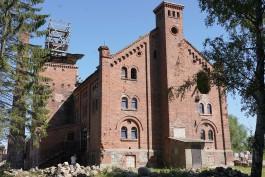 В Полесске планируют полностью восстановить здание старинной пивоварни