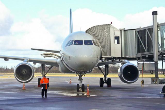 Калининградской области освоили 73,7% субсидий нальготные авиаперевозки