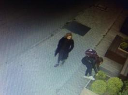 В Зеленоградске полиция разыскивает девушек, испортивших клумбы на городской площади