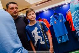 Болельщики «Балтики» смогут купить форму клуба со своей фамилией