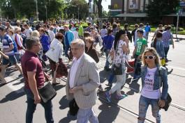 Калининградцы жалуются на неприятный запах на улицах города