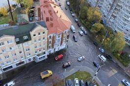 Дятлова: В ближайшие пару часов устраним все подтопления в Калининграде