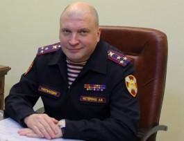В Калининграде назначили нового начальника регионального управления Росгвардии