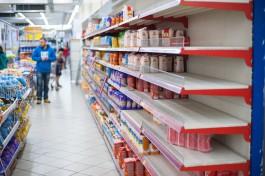 За год гречка и сахар в Калининградской области подорожали на 40%