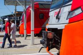 В Калининградской области 13 и 14 июня изменится расписание пригородных поездов