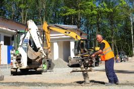 «Вплоть до увольнений»: Калининград попал в красную зону по строительству тренировочных площадок к ЧМ-2018
