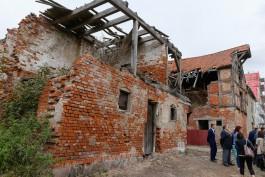 На ремонт исторических домов в Калининградской области в 2020 году выделят 520 млн рублей