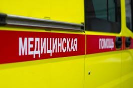 Минздрав: Пострадавшего при взрыве газа на Леонова доставили в ЦГКБ в тяжёлом состоянии