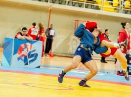 Самбист из Калининграда завоевал бронзу на первенстве Европы