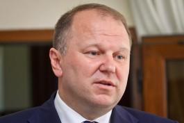 Цуканов: В Калининградской области производится 30-35% всей мебели России