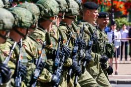 В Калининградской области появится центр подготовки российских и белорусских военных