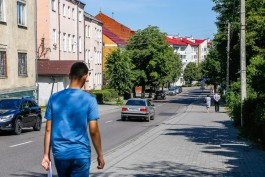 «Идём не только на восток»: Багратионовск и окрестности