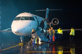 Аэропорт «Храброво» возобновляет работу в круглосуточном режиме