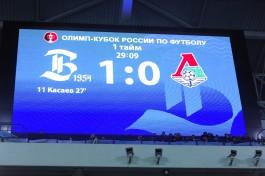 Болельщики «Балтики» назвали игру с «Локомотивом» в Кубке России матчем года