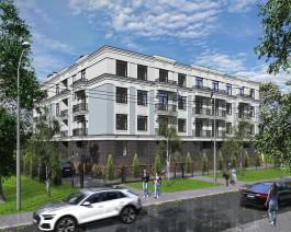 «Нарвский Премиум»: малоэтажный комплекс комфорт-класса в пяти минутах от центра Калининграда