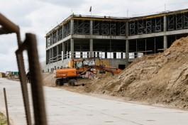 Прокуратура: Генподрядчик онкоцентра в Родниках пытался вывести со счёта 107 млн рублей