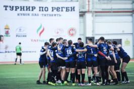 Сборная России по регби проиграла в полуфинале чемпионата Европы в Калининграде