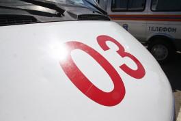 На ул. Алданской в Калининграде автомобиль сбил четырёхлетнего мальчика