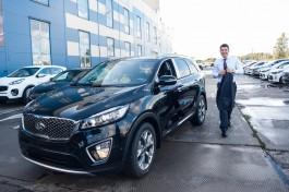Правительство Калининградской области закупает девять машин за 17,8 млн рублей