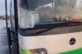 В Гурьевске автобус насмерть сбил 62-летнюю женщину