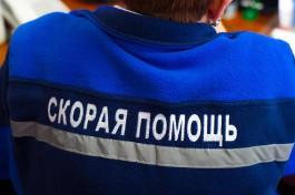 На улице Барнаульской в Калининграде «Опель» сбил 26-летнего велосипедиста