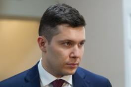 Алиханов попросит калининградских застройщиков выделять помещения для «Почты России»